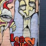 Ann Street - Brunswick Street Art