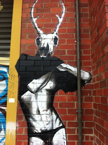 Ann Street - Melbourne Street Art